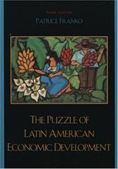 The Puzzle of Latin American Economic Development 2747924