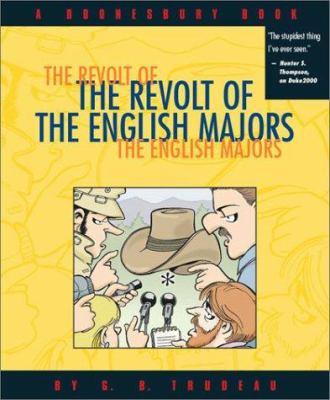 The Revolt of the English Majors: A Doones Bury Book 9780740718472