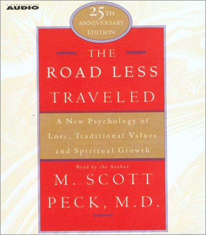 love in scott peck s book the The road less traveled by m scott peck 277 likes understanding god's love for us and our love for one another this page is privately manned by a.