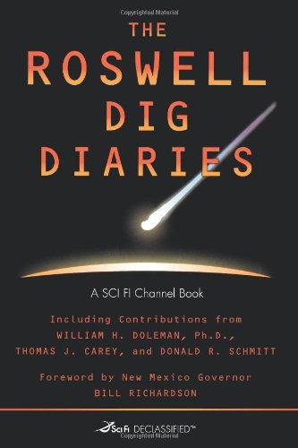 The Roswell Dig Diaries 9780743486125