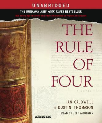 The Rule of Four 9780743540292