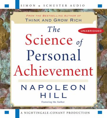 The Science of Personal Achievement 9780743578738