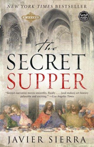 The Secret Supper 9780743287654