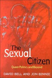 The Sexual Citizen: Queer Politics and Beyond 2773206