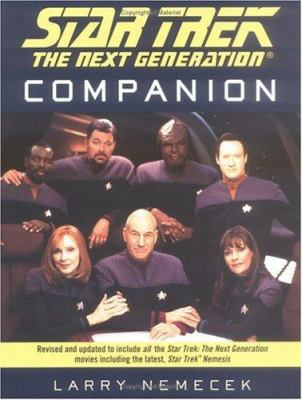 The Star Trek: The Next Generation Companion: Revised Edition 9780743457989