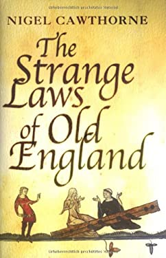 The Strange Laws of Old England 9780749950361