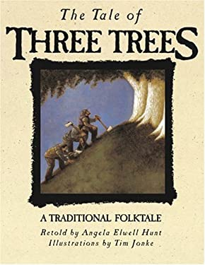 The Tale of Three Trees: A Traditional Folktale 9780745917436