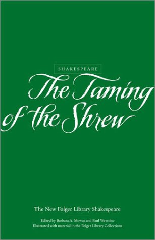 The Taming of the Shrew 9780743452977