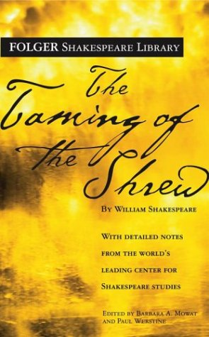 The Taming of the Shrew 9780743477574