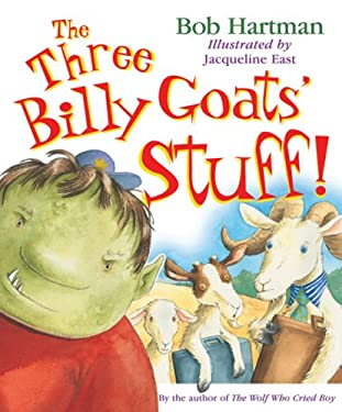 The Three Billy Goats' Stuff! [With CD (Audio)] 9780745960234
