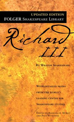 The Tragedy of Richard III 9780743482844