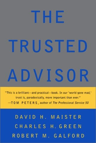 The Trusted Advisor 9780743204149
