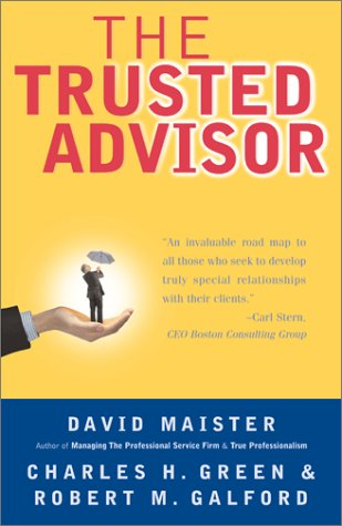 The Trusted Advisor 9780743212342