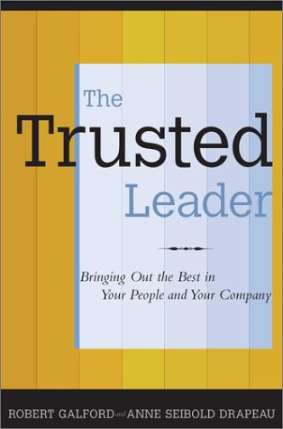 The Trusted Leader 9780743235396