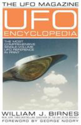 The UFO Magazine UFO Encyclopedia: The Most Compreshensive Single-Volume UFO Reference in Print 9780743466745