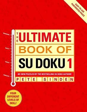 The Ultimate Book of Su Doku 1 9780743292214