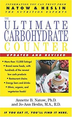 The Ultimate Carbohydrate Counter 9780743464390