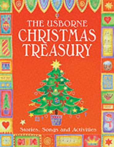 The Usborne Christmas Treasury 9780746051788