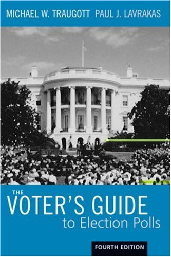 The Voter's Guide to Election Polls 9780742547162