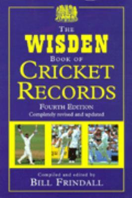 The Wisden Book of Cricket Records