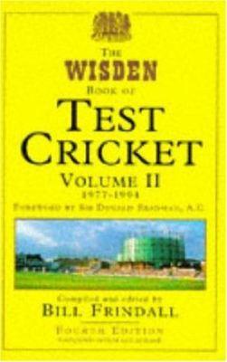 The Wisden Book of Test Cricket: v. 2