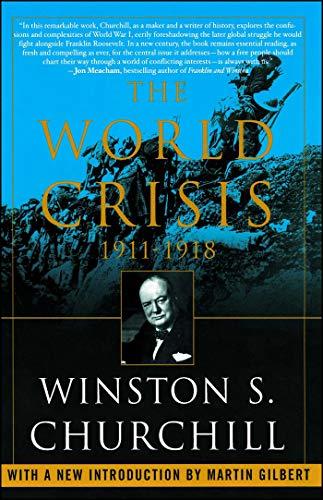 The World Crisis, 1911-1918 9780743283434