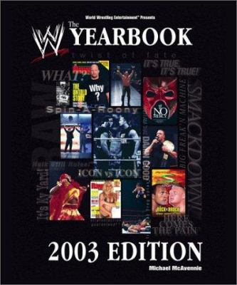 The World Wrestling Entertainment Yearbook 9780743463737