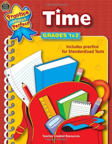 Time Grades 1-2 9780743933179