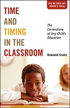 Time and Timing in the Classroom 9780741441324