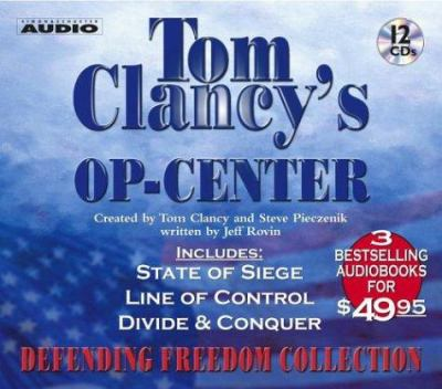 Tom Clancy's Op-Center: Defending Freedon Collection 9780743530088