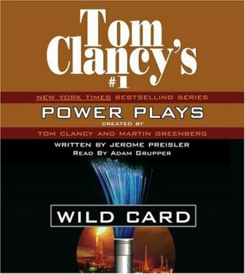 Tom Clancy's Power Plays: Wild Card 9780743505000