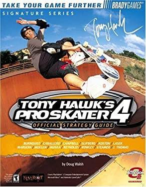 Tony Hawk's Pro Skater 4 Official Strategy Guide 9780744001877