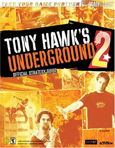 Tony Hawk's Underground 2 Official Strategy Guide 9780744004458