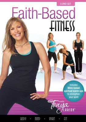 Tonya Larson Faith-Based Fitness Five Volume Set