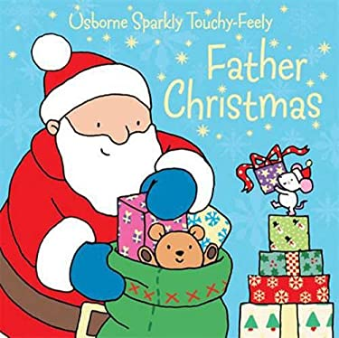 Touchy-feely Father Christmas 9780746089231