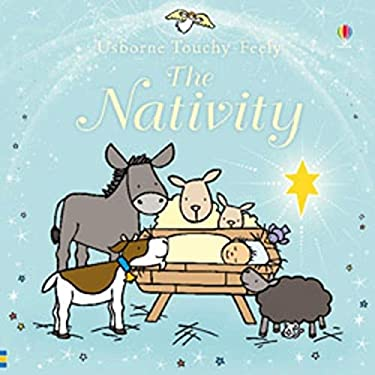 Touchy-feely Nativity 9780746098349