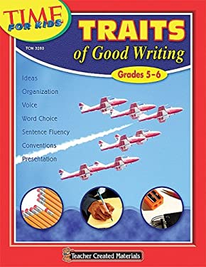Traits of Good Writing (Grades 5-6) 9780743932837