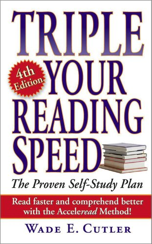 Triple Your Reading Speed 9780743475761