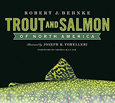 Trout and Salmon of North America 9780743222204