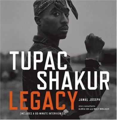 Tupac Shakur Legacy [With CD] 9780743292603