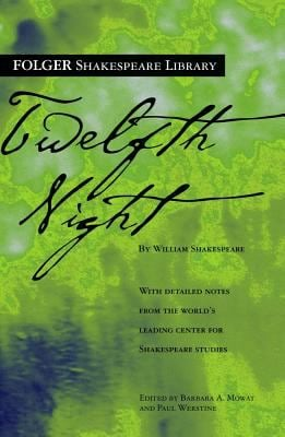 Twelfth Night 9780743484961