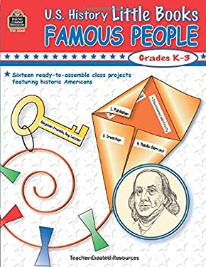 U.S. History Little Books: Famous People 9780743932608