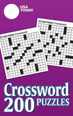 USA Today Crossword: 200 Puzzles from the Nation's No. 1 Newspaper 9780740770326
