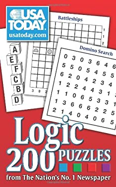 USA Today Logic Puzzles: 200 Puzzles from the Nation's No. 1 Newspaper 9780740770364