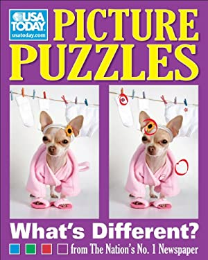 USA Today Picture Puzzles: What's Different? 9780740778544
