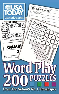 USA Today Word Play: 200 Puzzles from the Nations No. 1 Newspaper