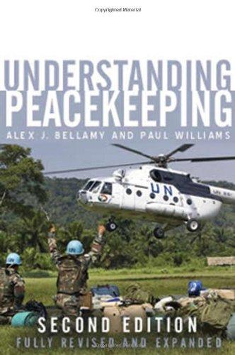 Understanding Peacekeeping 9780745641867