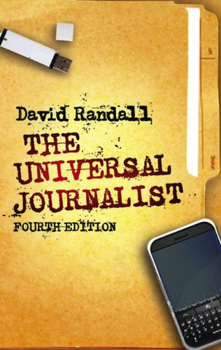 The Universal Journalist 9780745330761