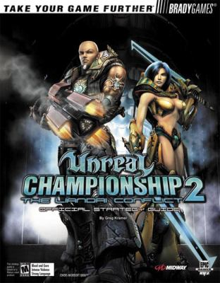 Unreal Championship 2: The Liandri Conflict 9780744005356