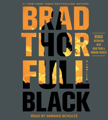 Full Black: A Thriller 9780743579391